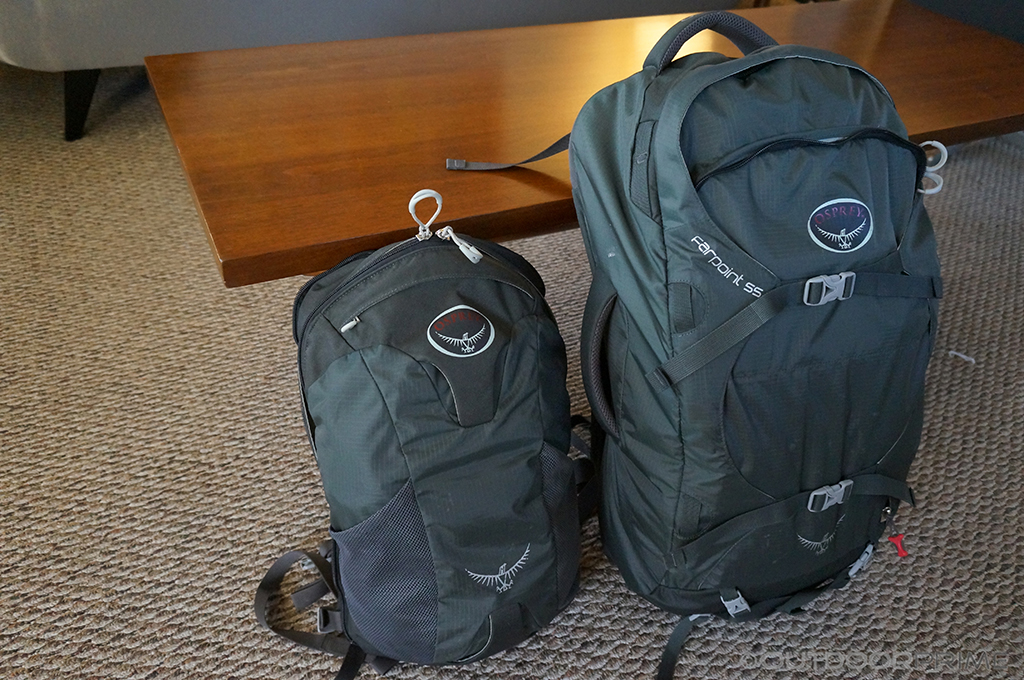 Osprey Farpoint 55 Review Questions Answered About Use