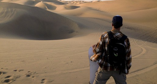 Why Sandboarding in Peru Should Make Your Trip List