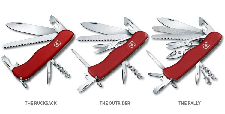 Swiss Army Knives An Expert Review Of Victorinox Knives