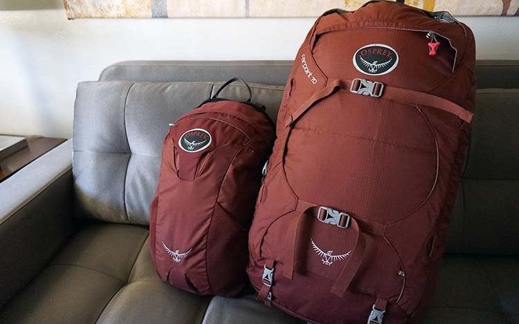 591452703745 Osprey Farpoint 70 Travel Pack Review