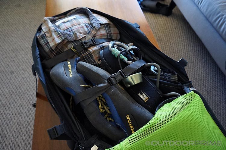 9d8d8c0ae6d5 Osprey FarPoint 40 Review - Small Travel Backpacks