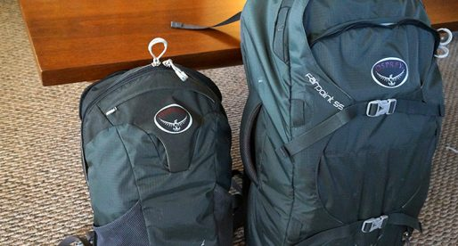 Osprey Farpoint 55 Review