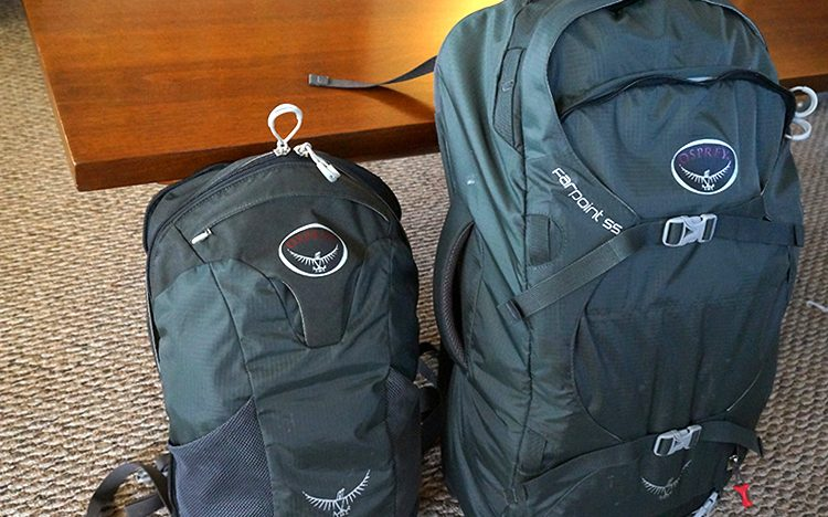 Osprey Farpoint 55 Review | Questions Answered
