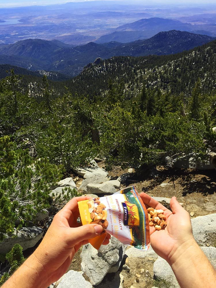 Best trail snacks